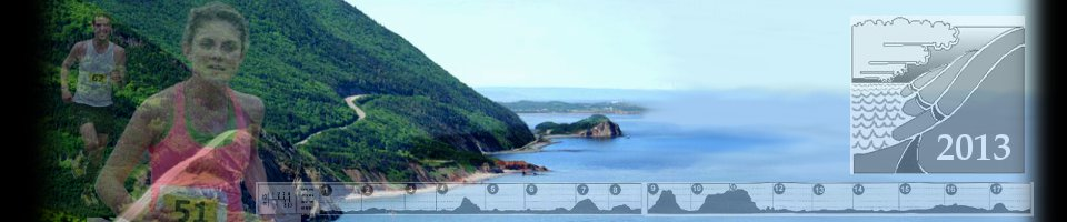 Cabot Trail Relay website image